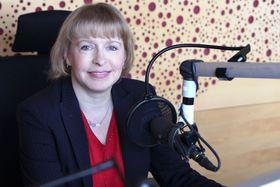 Гана Марванова, фото: Яна Пржиносилова, Чешское радио