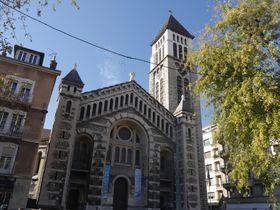 L'église Saint-Joseph, photo: Magdalena Hrozínková