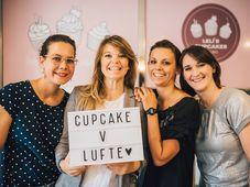Foto: Honza Martinec / presentación oficial del proyecto Luftování