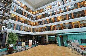L' Agora (bâtiment général du Conseil de l'Europe), photo: Adrian Grycuk, CC BY-SA 3.0 pl