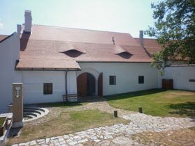 Památník (Centrum) mistra Jana Husa, foto: Zdeňka Kuchyňová