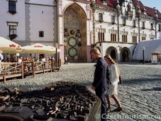 Olomouc, photo: CzechTourism