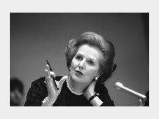 Margaret Thatcher, photo: CTK