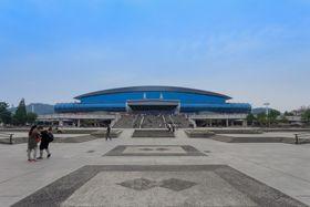 Hauptbahnhof in Yiwu (Foto: Zhangzhugang, CC BY-SA 4.0)