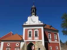 Zámek Škvorec, foto: Kateřina Ayzpurvit