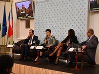 La conférence 'Afrique comme le partenaire', photo: MZV ČR