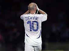 Zinédine Zidane, photo: CTK