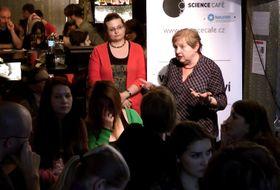Le ScienceCafé, photo: Site officiel de ScienceCafé