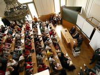 La faculté de droit de l'Université de Bohême de l'Ouest