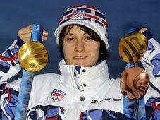 Martina Sábliková, foto: ČTK