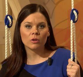 Lucie Benešová (Foto: Tschechisches Fernsehen)