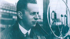 Йозеф Лауфер, фото: архив Чешского радио