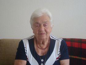 Lisa Miková, photo: Luděk Jirka / Memory of Nations
