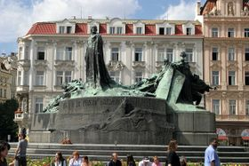 Современная Староместская площадь, Фото: Public Domain