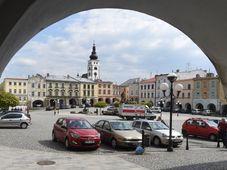 Příbor, la Ciudad Histórica del Año 2015, foto: ČTK