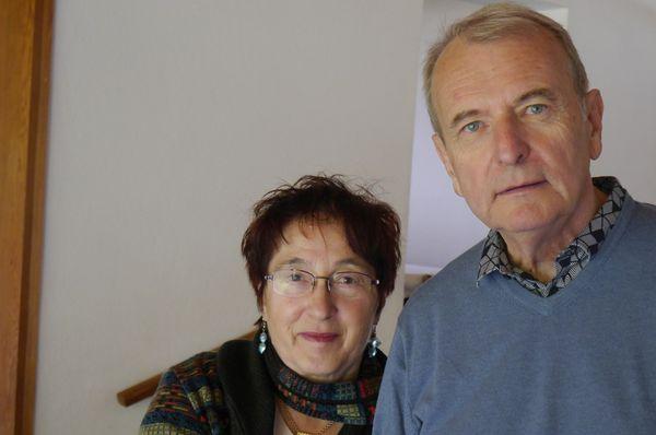 Annie et Petr Řezníček, photo : Magdalena Hrozínková