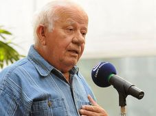 Vladimír Fišer (Foto: Khalil Baalbaki, Archiv des Tschechischen Rundfunks)