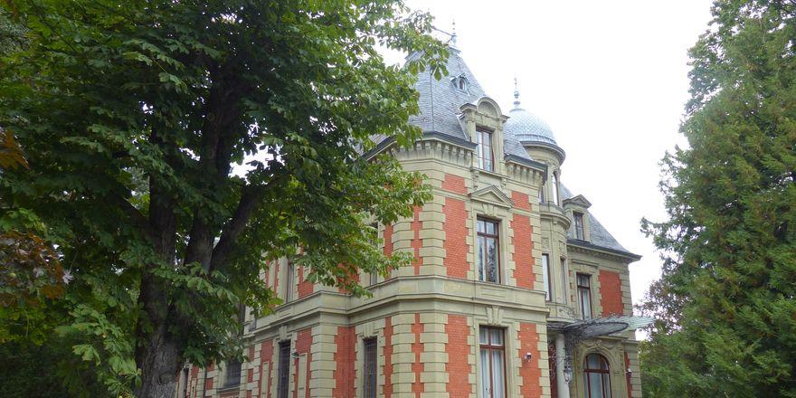 Velvyslanectví ČR v Bernu, foto: Klára Stejskalová