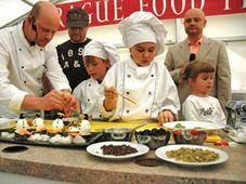 Foto: presentación oficial de Prague Food Festival