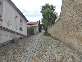 Gässchen im Stadtviertel Střešovice (Foto: Dana Martinová)