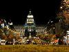 Прага, Вацлавская площадь, фото: Олег Фетисов
