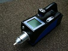 A portable detector Explonix, photo: RS Dynamics