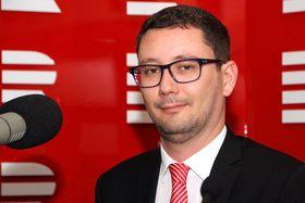 Иржи Овчачек, фото: Шарка Шевчикова, Чешское радио