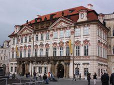 Palais Goltz-Kinski (Foto: Archiv des Tschechischen Rundfunks - Radio Prag)
