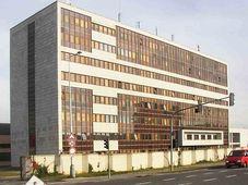 La sede del Servicio de Contraespionaje checo (BIS)
