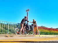 Na hranici Argentina - Paraguay, foto: Archiv Marka Jelínka