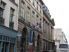 Centre tchèque de Paris, photo: Kenyh Cevarom, CC BY-SA 3.0 Unported