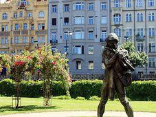 Славянский остров, Фото: Барбора Кментова, Чешское радио - Радио Прага