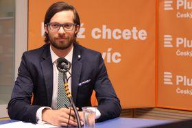 Michal Pícl (Foto: Jana Trpišovská, Archiv des Tschechischen Rundfunks)