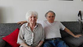 Milada Rašková  y Antonín Rašek, foto: Dominika Bernáthová