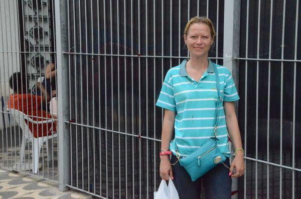 Magda, la checa encarcelada por narcotráfico en Brasil, foto: david Koubek
