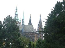 Jardín Real del Castillo de Praga, foto: Štěpánka Budková