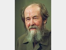 Alexander Soljenitsyne à Paris en 1994, photo: CTK