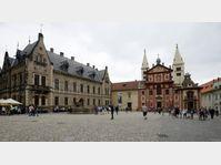 Les maisons Mocker et le couvent Saint-Georgesm photo: ČTK
