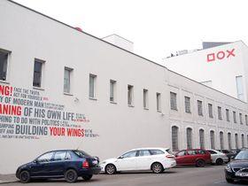 Galerie DOX (Foto: Dominika Bernáthová)