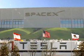 Space-X (Foto: ČT24)
