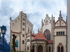 Maisel-Synagoge (Foto: Archiv des Jüdischen Museums)