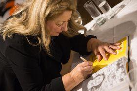 Ivanka Lefeuvre, photo: Site officiel du projet Ženy v disentu