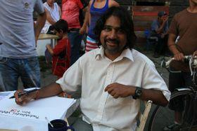Kumar Vishwanathan, photo: Daniela Kantorova, CC BY 2.0