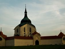 The Pilgrimage Church of Saint John of Nepomuk, photo: Vít Pohanka, Czech Radio
