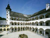 Velké Losiny chateau, photo: CzechTourism
