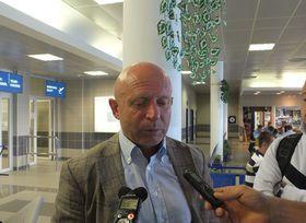 Тренер Карел Яролим, фото: Петр Павел, ЧРо