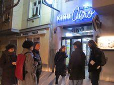 Le cinéma Aero, photo: Alžběta Ruschková