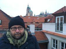 Tomáš Baldýnský, photo: Ian Willoughby