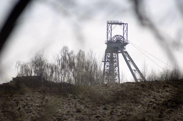 Uranium mine, photo: Daniel Burda