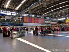 Prague's international airport, photo: CzechTourism